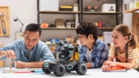 DJI 推教育機器人 RoboMaster S1 可編程對戰 寓學習於娛樂