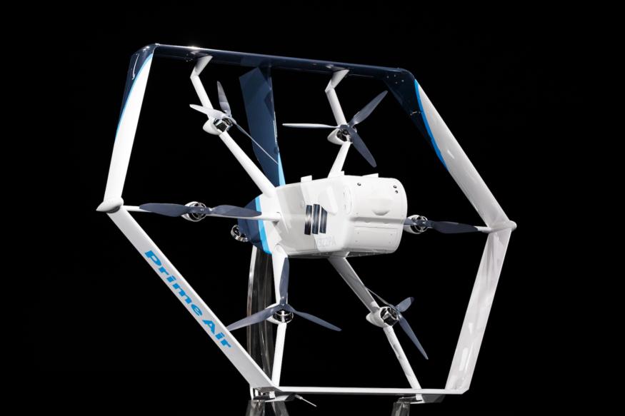 可載重 5 磅貨物 Amazon 新款無人機數月內美國「開工」