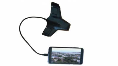 英初創公司微型無人機續航力只有10秒 那能用來做什麼?
