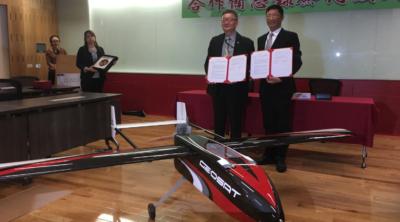 經緯航太與金屬中心合作 深化台灣智能無人機、搬運車產業