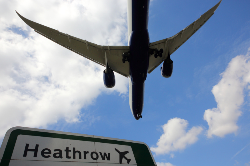 反對擴建第三跑道 英環團考慮過用無人機癱瘓希斯路機場抗議