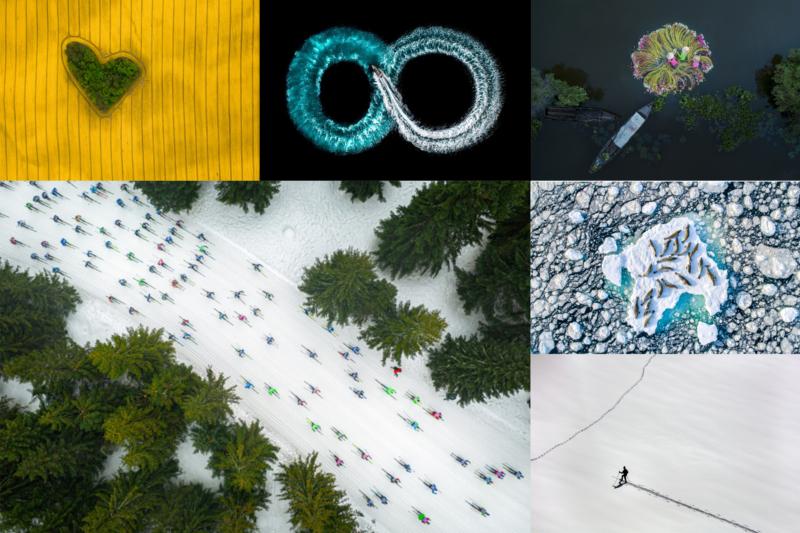 得獎作品出爐 年度大獎主角為越野滑雪者