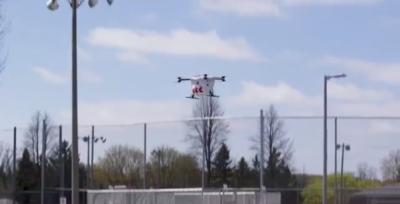 加拿大試驗無人機運載 AED 證比救護車更快到場