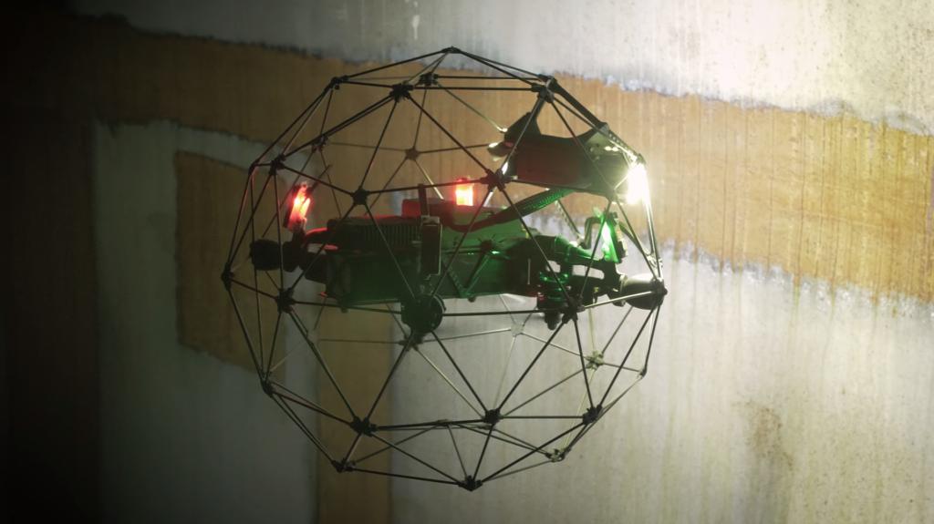 最強室內檢測無人機 Elios 2 誕生 DroneSurvey Asia 取港澳代理