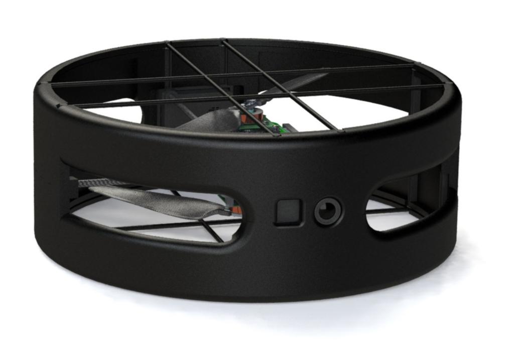 瑞士初創公司推雙螺旋槳無人機 兩倍續航、穩定飛行靠什麼?