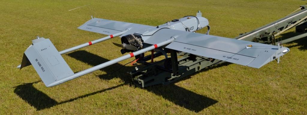 美軍 RQ-7 暗影戰術無人機夏威夷墜毀 引發山火