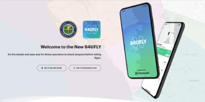 確保融合國家空域系統 美國升級官方 B4UFLY 手機應用程式