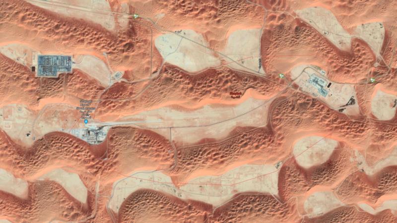沙國油田遭無人機襲擊致起火 石油公司:已救熄無人傷亡