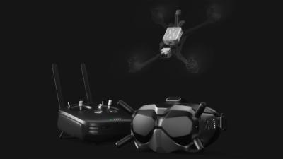 DJI FPV 部件套裝火速上市 圖傳延時僅 28 毫秒