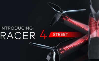 無人機競速聯賽 DRL 推出街道版 Racer4 Street 競速無人機