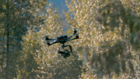 負載 20 磅可飛行 22 分鐘 專業四軸航拍機 FreeFly Alta X 出場