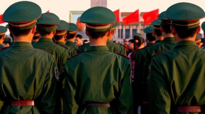 中國十一閱兵預演照片流出 兩款超音速間諜無人機亮相