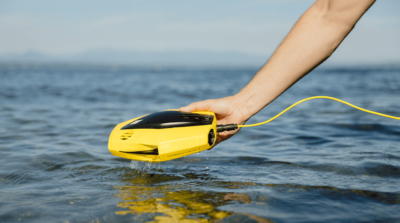 輕鬆拍攝水底生態 DORY 水中無人機 Kickstarter 集資