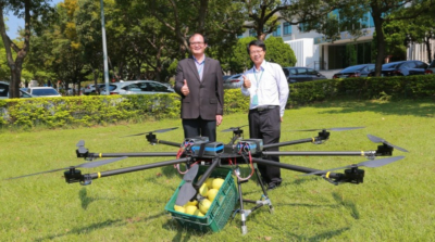 入圍杜拜無人機比競賽 台工研院獲 6 萬美元奬金