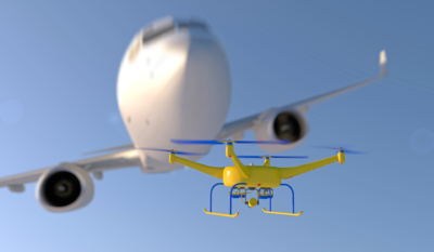 1300 呎高空!相距不足 3 米! 英救護直升機險撞無人機