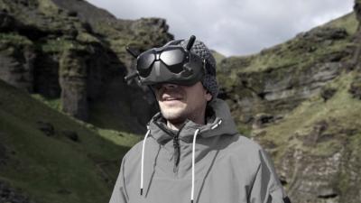 受「禁蒙面法」影響 DJI 競速 FPV Goggles 不讓寄港