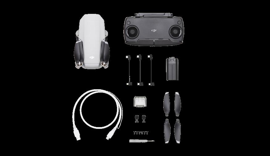 DJI Store 停售 Spark 更多 Mavic Mini 產品照曝光