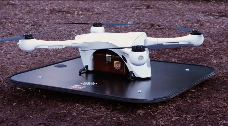 不限經營規模! UPS 成首個企業獲 FAA 批出無人機貨運全面許可