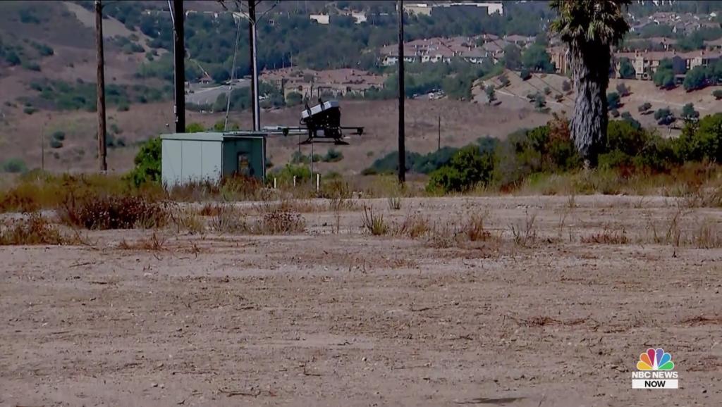 Palmer Luckey 創國防公司 推自動撞毀入侵物之無人機 Interceptor