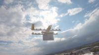 選址這個社區! Wing 展開美國首個無人機商品配送服務