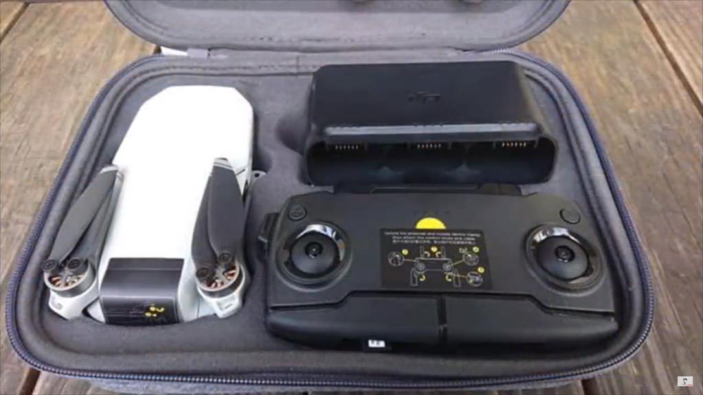 【多圖】網傳 DJI Mavic Mini 開箱影片 超輕 249 克成賣點