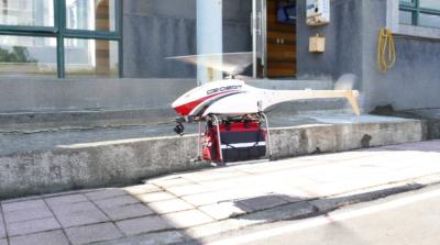 台新北市遠距醫療照護計劃 出動無人機送藥至偏鄉