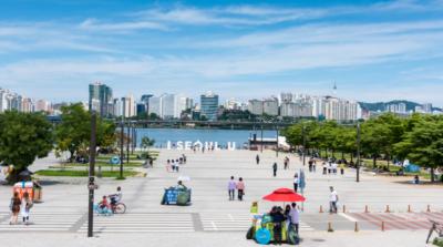 首爾本週無人機活動預告 漢江公園「一站式體驗」