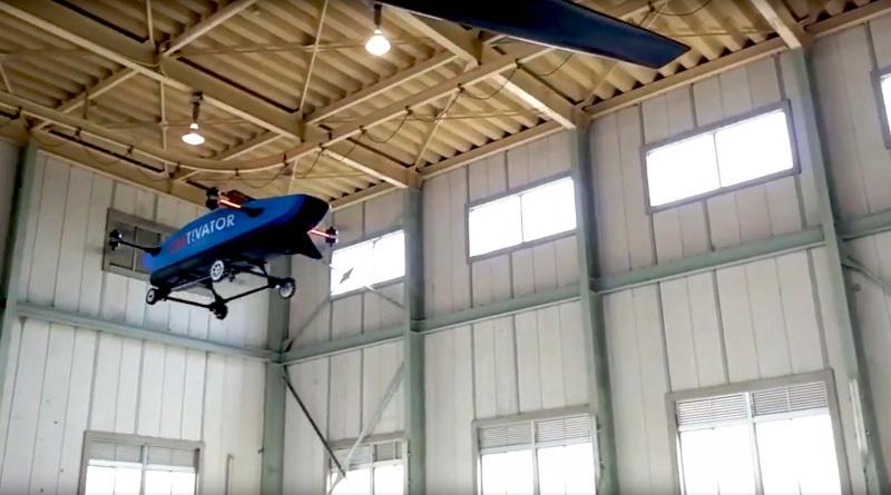 日本科創公司獲 15 億日圓投資 SkyDrive 飛天車今年內試飛