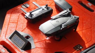 感應器佈置賽道 無人機競賽系統集資中