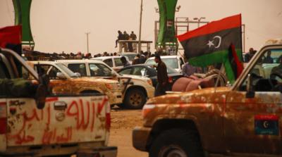 意大利收割者無人機墜利比亞國境 是被擊落還是單純墜機?
