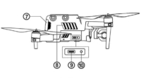 EVO 2 規格流出 三組可換雲台、8K 拍攝 Autel