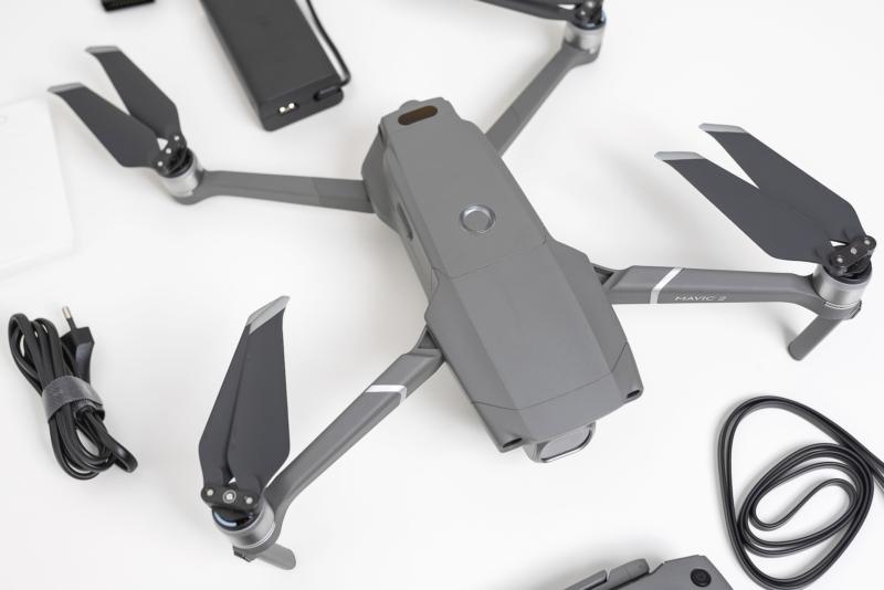 網傳 DJI 正測試 Mavic 3 Pro 雲台相機 Inspire 3 明年中面世