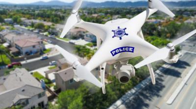DroneSense 現安全漏洞 警用無人機監視路線被公開