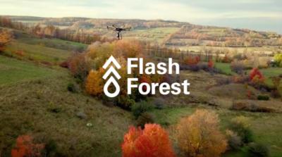 無人機植樹計劃集資中 目標:種10億棵樹