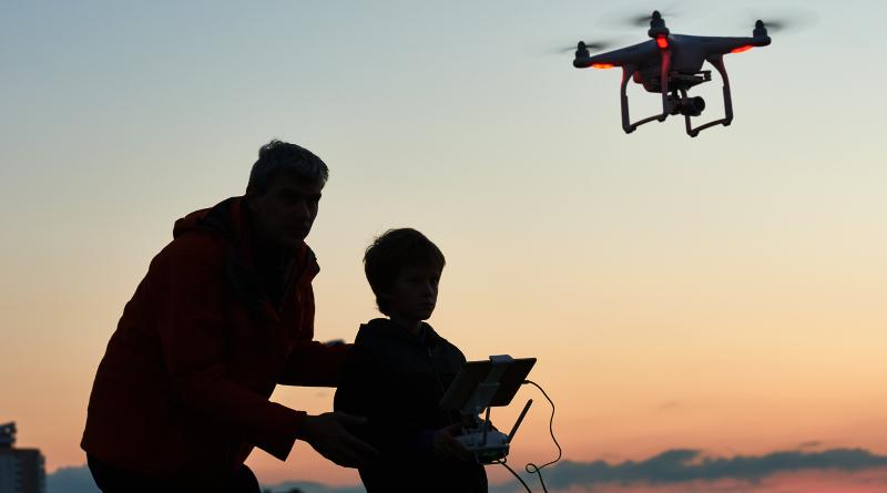 6 至 14 歲無人機小飛手培訓計劃 小朋友也可以考級了?
