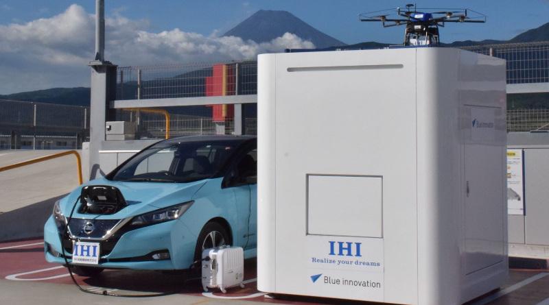 日本開發無人機送貨轉運系統 加強陸、空運送