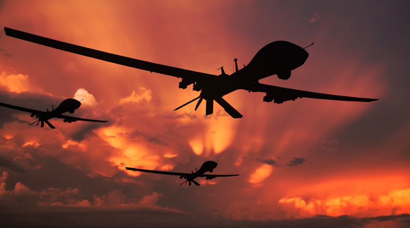 三宗美、法無人機事故 各種原因機體損毀