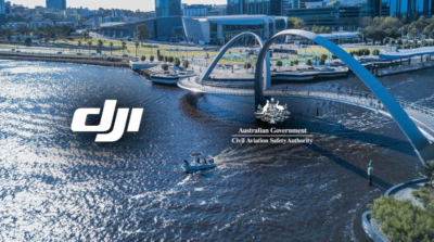 澳洲DJI 機上標籤「Safety Advocate」代表什麼? 是提倡安全教育的手法之一?
