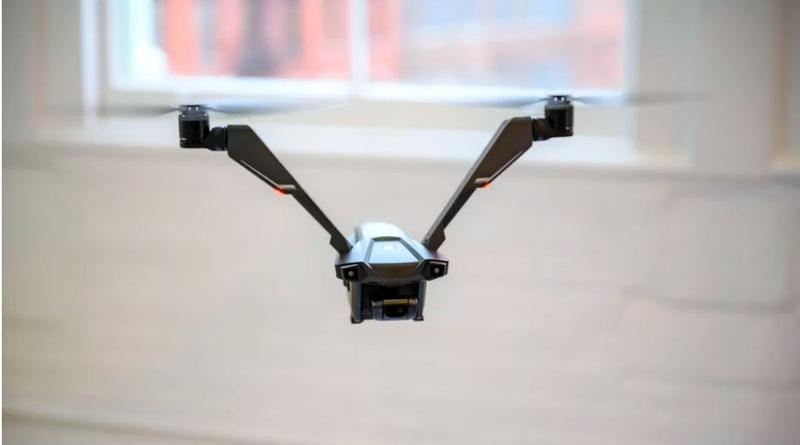 雙軸設計、50 分鐘超強續航力 V-Copr Falcon 無人機發表