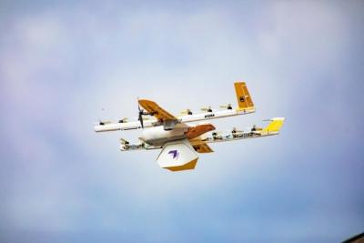 澳洲美國之後 Wing 勇闖英國設公司 為無人機送貨業務舖路