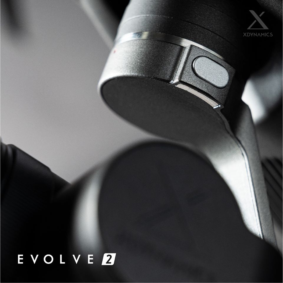 【CES 2020】XDynamics Evolve 2 採用 M4/3 系統 拍攝角度廣低光表現佳