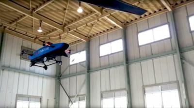 SkyDrive 啟動飛天車室內測試 趕上預定日程