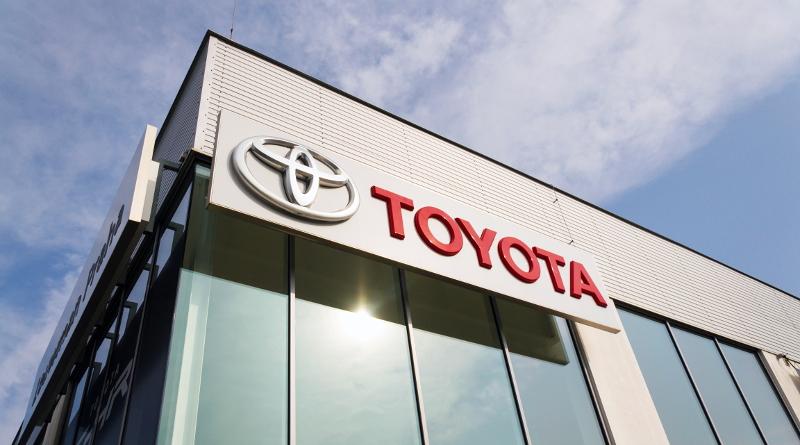 把發展目標轉向天空? Toyota 投資載人飛行器