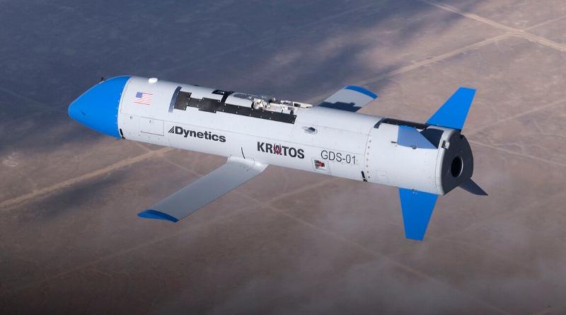 美軍首試運輸機空中投放無人機 以回收失敗告終
