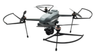 可作室內飛行 日本廠商推出工業用小型無人機