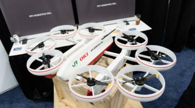 水空兩用無人機亮相 CES 2020 劍指 2500 萬美元潛在市場