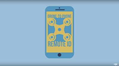 回應 FAA 要求 DJI 推出無人機遠端識別方案