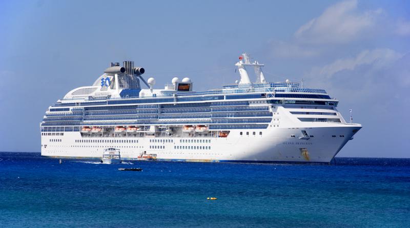 鑽石公主號被困乘客下單葡萄酒 無人機直送兩箱至船上