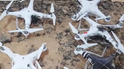 Youtube 影片示範激光如何擊落敵對無人機 7 台無人機被毀