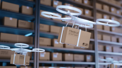 FAA 擬為送貨無人機制訂新安全標準 與有人駕駛飛機規限分家